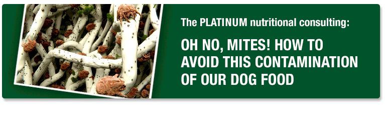 PLATINUM Nutritional Consulting  mites